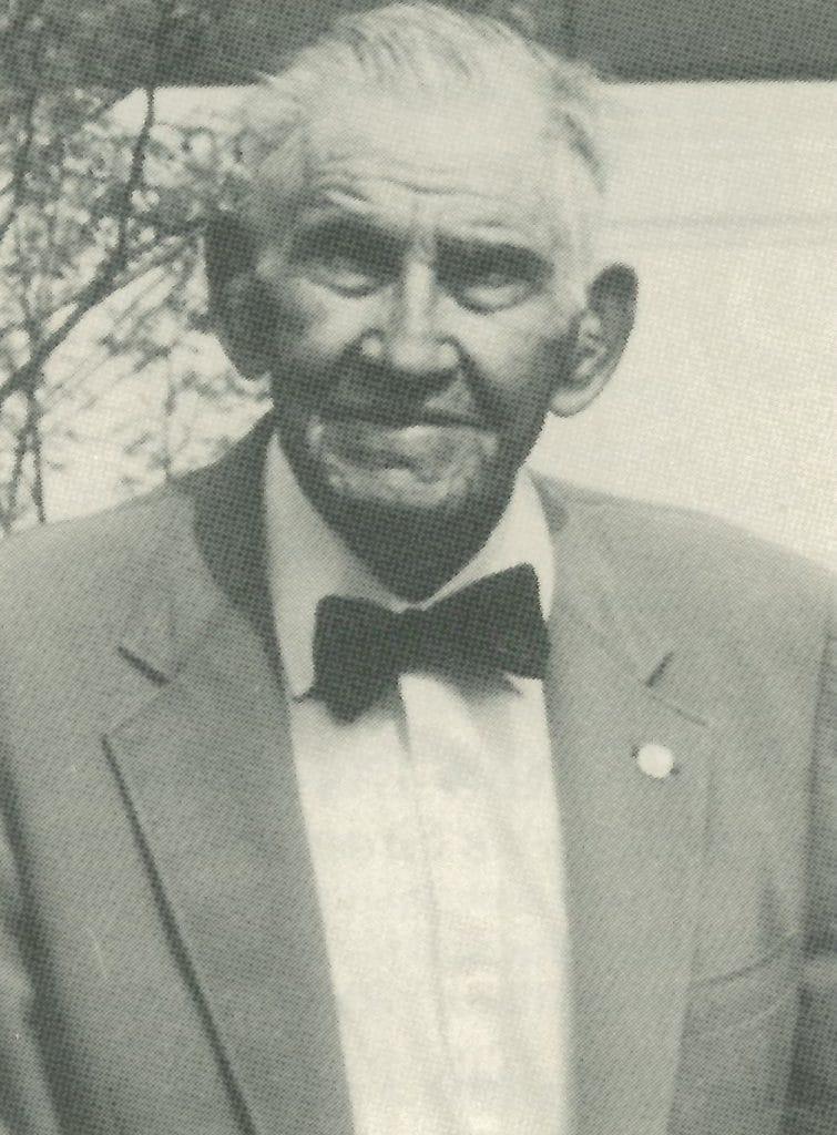 Chester Mendenhall