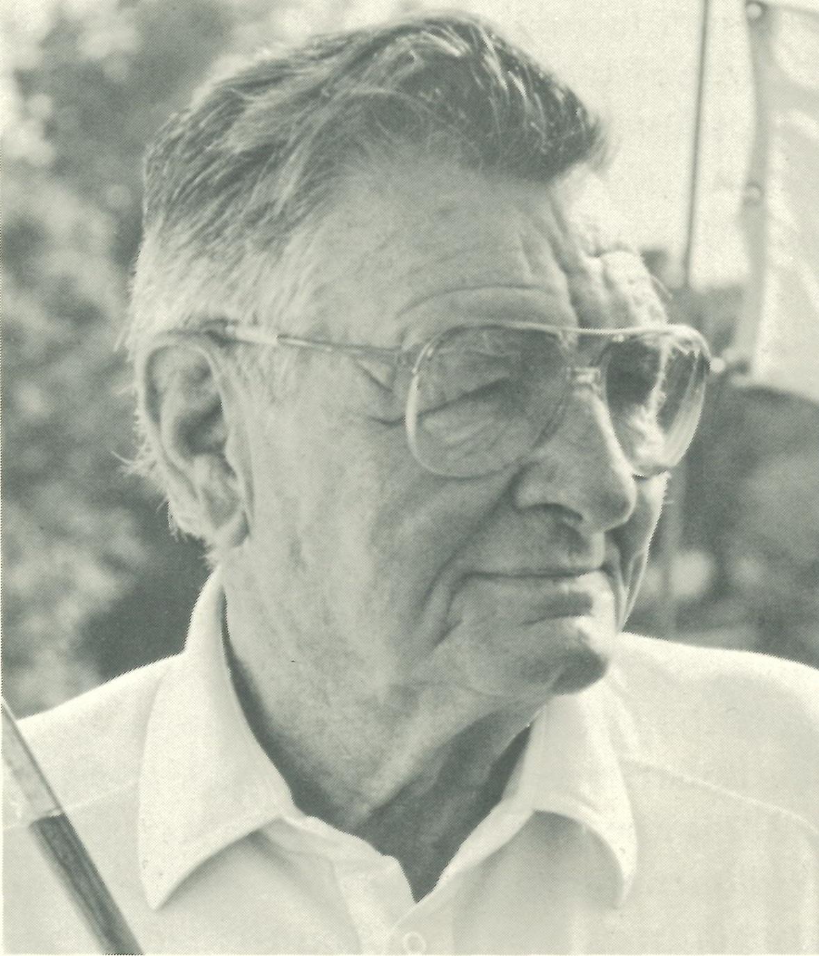 Harold McSpaden