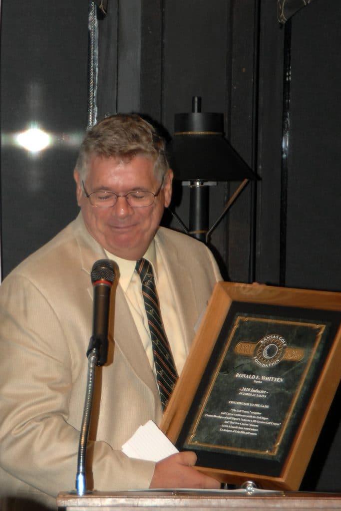 Ron Whitten