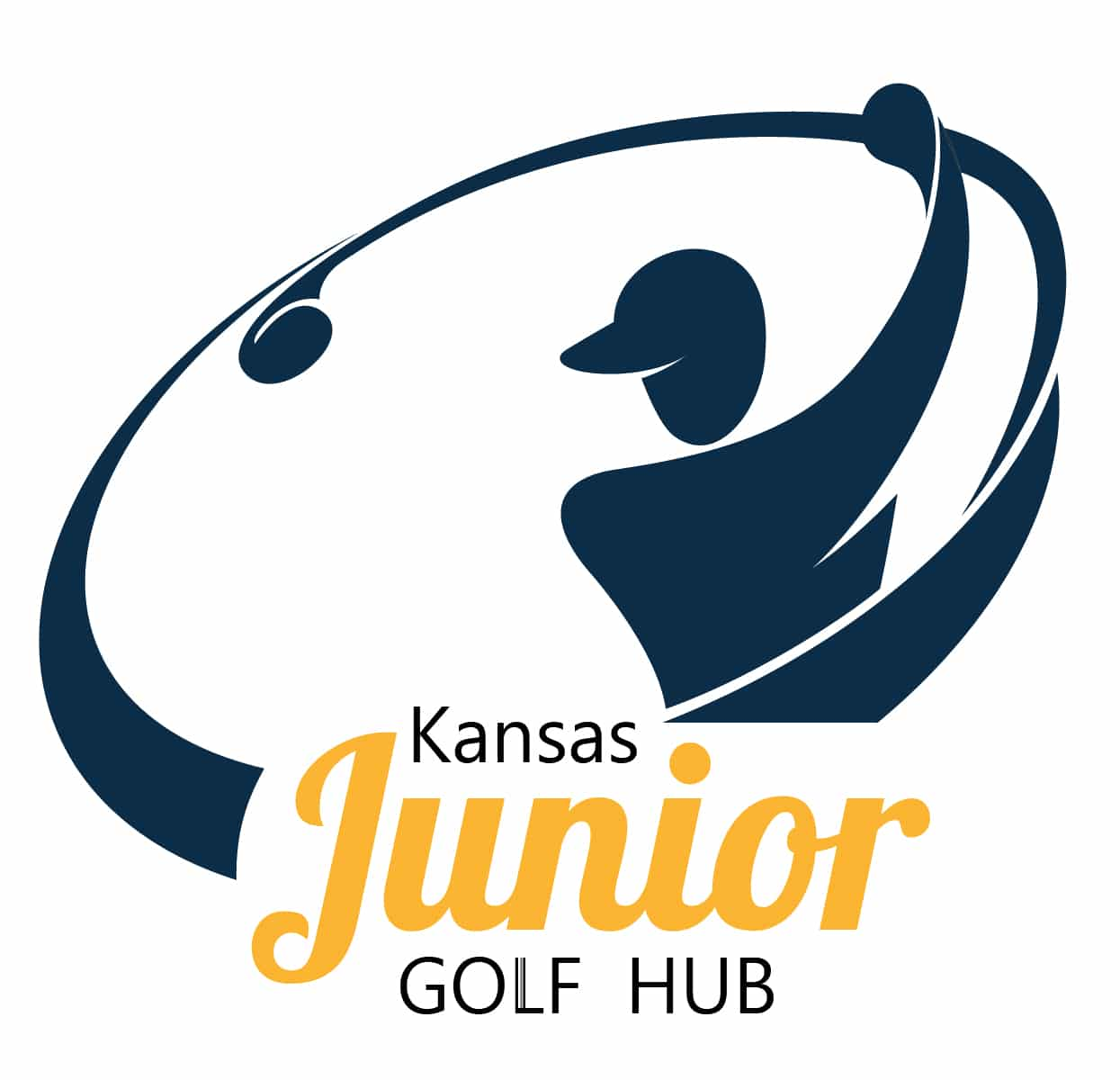 KS Jr Golf Hub logo