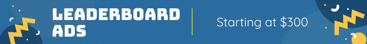 Leaderboard Ad 2